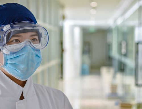 Hot Air Sterilisation of Face Masks