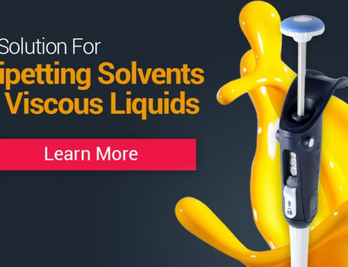 Do You Pipette Solvents or Dangerous Liquids? ::: Microman E